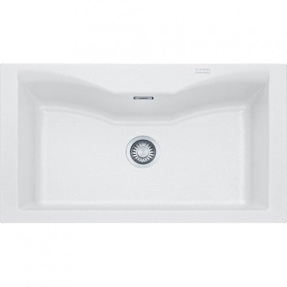 Franke Acquario Line ACG 610-N Granit Bianco Evye
