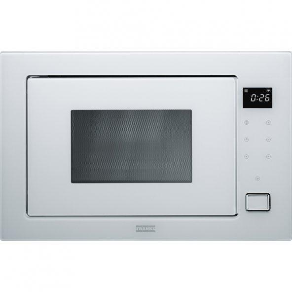 Franke Microwave Crystal FMW 250 CR2 G WH White glass Mikrodalga Fırın