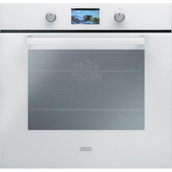 Franke Crystal White DCT CR 982 M WH M DCT TFT White glass Fırın