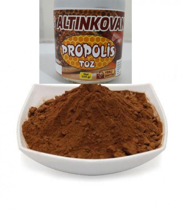 100 gram toz propolis