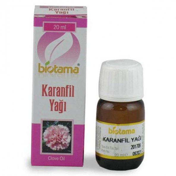 Biotama Karanfil Yağı 20 ml