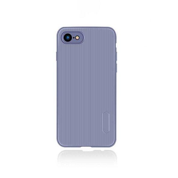 Edelfalke Apple iPhone 8 Tio Silikon Kılıf
