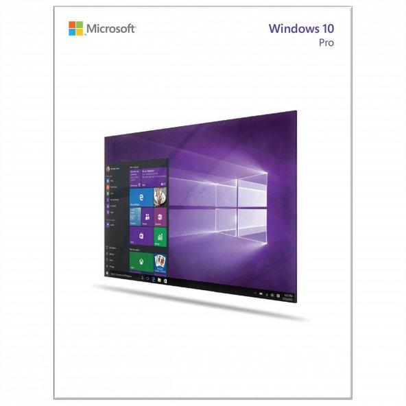 Windows 10 Pro 32/64Bit Türkçe Usb Kutu FQC-09127