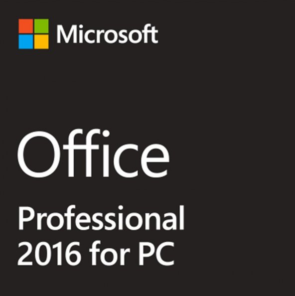 Microsoft Office Professional Plus 2016 (Dijital İndirilebilir Lisans)