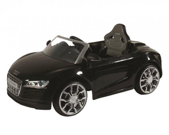 RollPlay Audi R8 Spyder 12V Akülü Araba Uzaktan Kumandalı Siyah