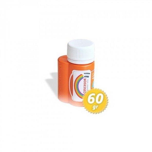 Cescesor Epson UltraChrome Hi-Gloss Uyumlu 60gr Orange Mürekkep