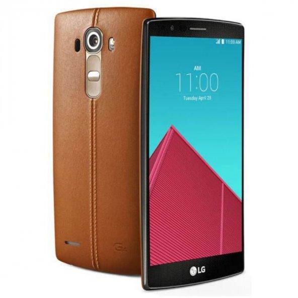 LG G4 32GB KAHVERENGİ 12 AY KVK T.S GARANTİLİ CEP TELEFONU(LÜTFEN