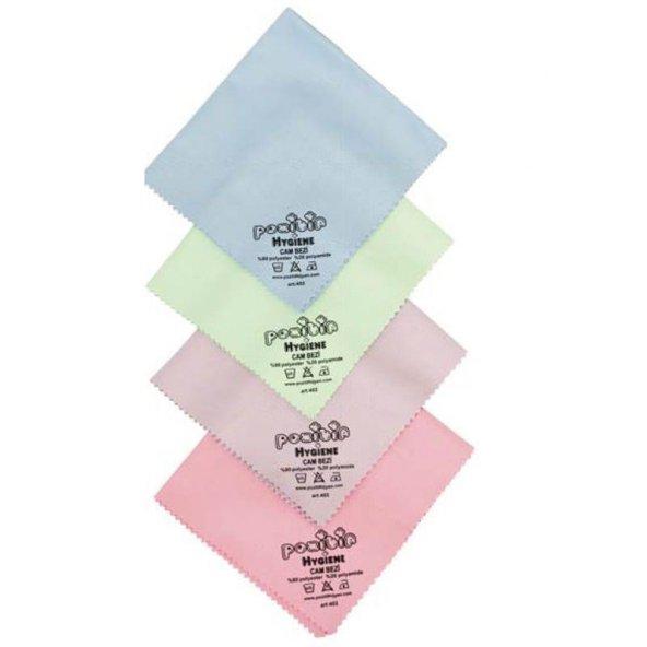 Pozitif Hygiene Mikrofiber Cam Bezi 40 x 40 cm 4lü (Kod: 402)