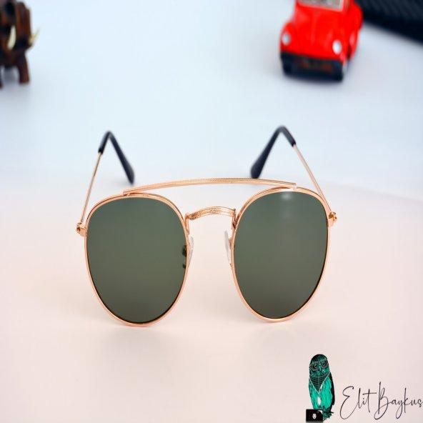 Yuvarlak Çerceveli Yeni Model Gözlük