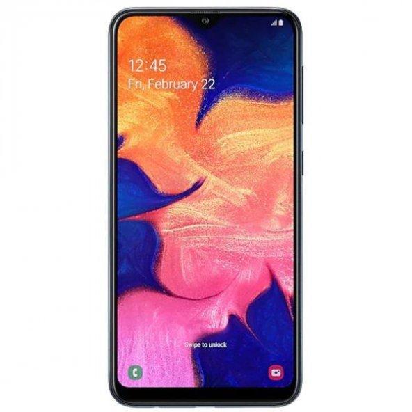 Samsung Galaxy A10 32GB Siyah (Samsung Türkiye Garantili)