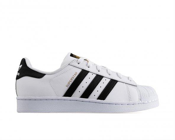 Adidas Süperstar Siyah Beyaz C77124