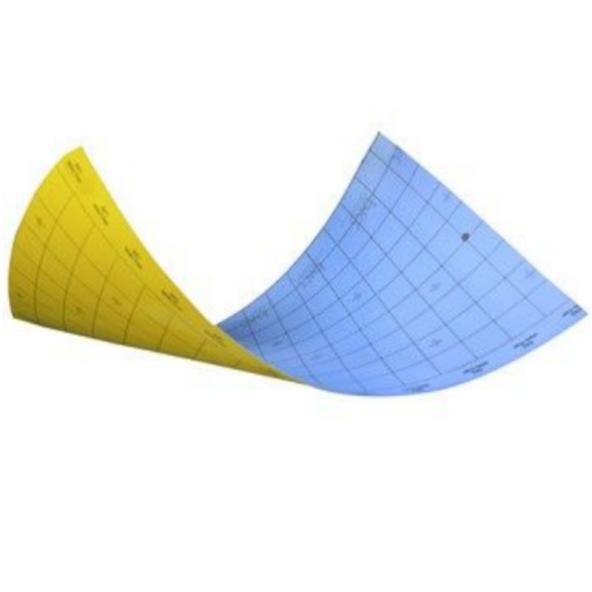 Bks Sarı Mavi Yapışan Tuzak 25cmx10cm Beyaz Sinek Trips Afidler v