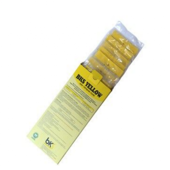 Bks Yellow Sarı Yapışkanlı Tuzak Trips Akdeniz Sineği ve Yaprak B