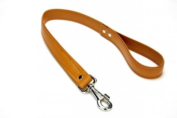 Doggie Flotter Deri Köpek Gezdirme Kayışı 3*60 cm
