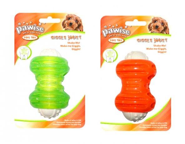 Pawise Elips Köpekler İçin Kauçuk Diş Topu 12 CM