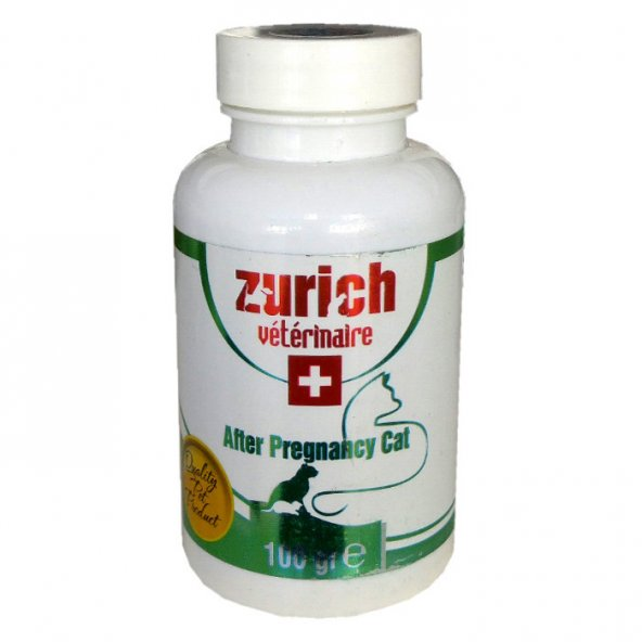 Zurich After Pregnancy Kedi Gebelik Takviyesi 100 g