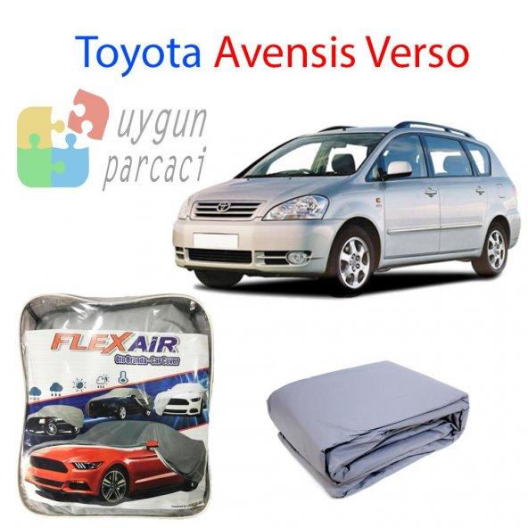 Toyota Avensis Verso Araca Özel Koruyucu Branda 4 Mevsim ( A+ Kal