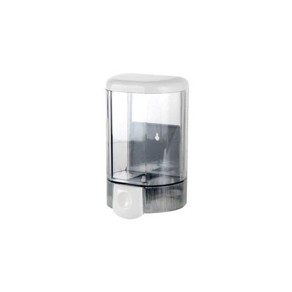 Küçük Şeffaf Sıvı Sabunluk 500 Ml