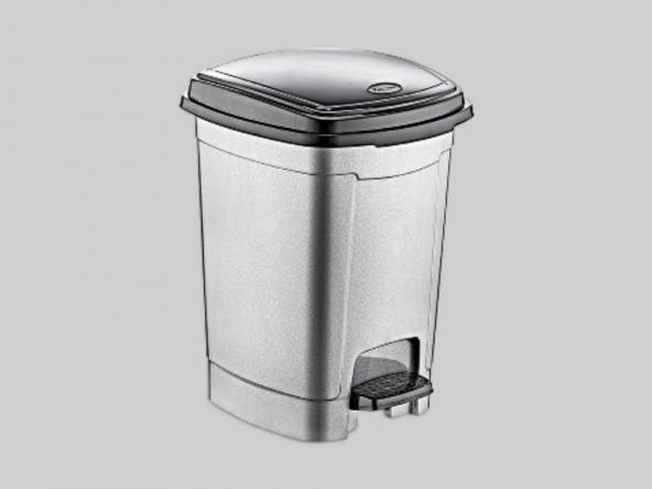 5 No Pedallı Çöp 52 Lt E256