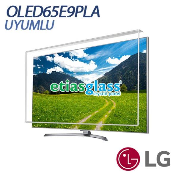 Lg OLED65E9P Tv Ekran Koruyucu / Ekran Koruma Camı Etiasglass