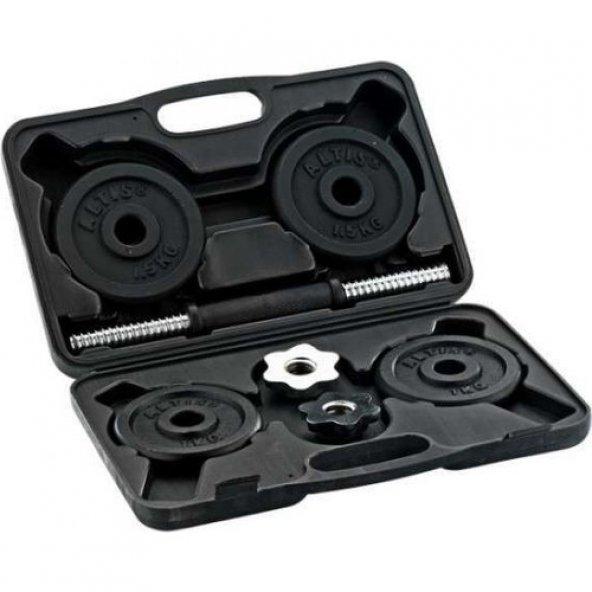 Altis Dc10 Döküm Çantalı Set 10Kg