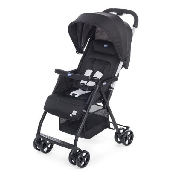 Chicco Ohlala Bebek Arabası Siyah