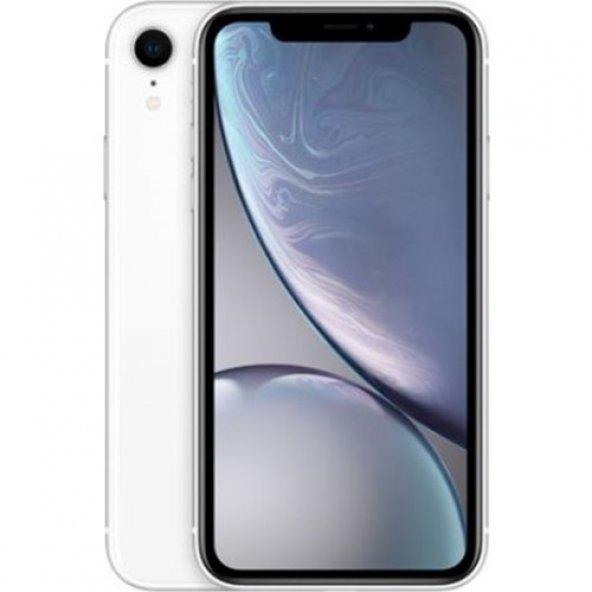 IPHONE XR 256GB-BEYAZ- (Apple Türkiye Garantili)