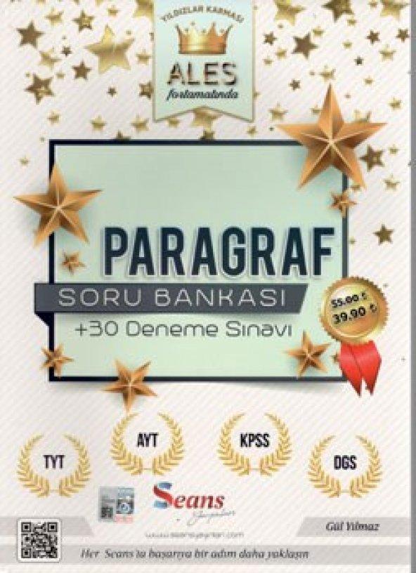 Seans Yayınları Yıldızlar Karması Paragraf Soru Bankası 30 Deneme