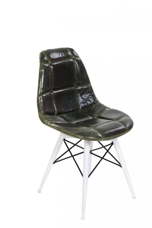 Yeşil Meyza Spor Mutfak Masaları Sandalyesi YENİ SEZON