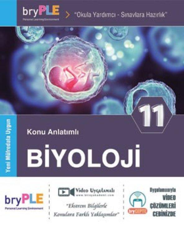 Birey Yayınları 11. Sınıf Biyoloji Konu Anlatımlı