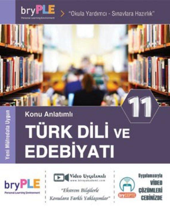 Birey Yayınları 11. Sınıf Türk Dili ve Edebiyatı Konu Anlatımlı