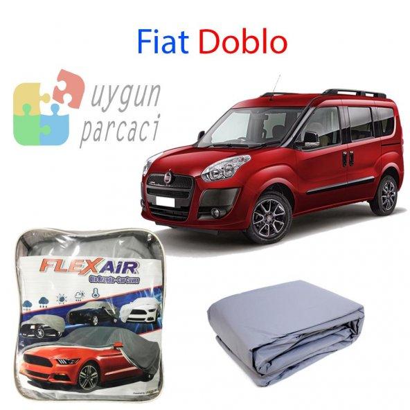 Fiat Doblo 2 Araca Özel Koruyucu Branda 4 Mevsim ( A+ Kalite )