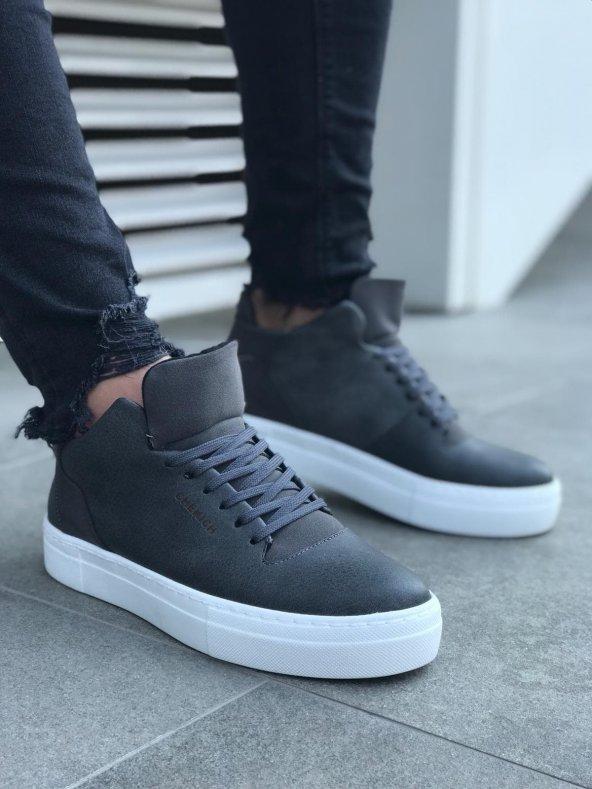 Chekich CH004 BT Erkek Ayakkabı ANTRASİT