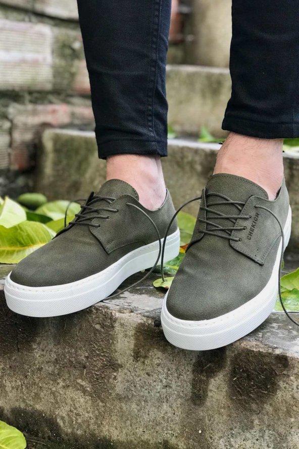 Chekich CH005 BT Erkek Ayakkabı HAKİ