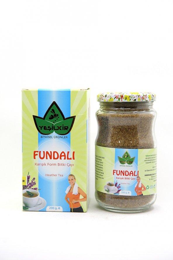 Fundalı Karışık Form Bitki Çayı