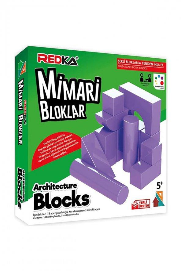 Redka Mimari Bloklar Zeka , Mantık ve Strateji Oyunu