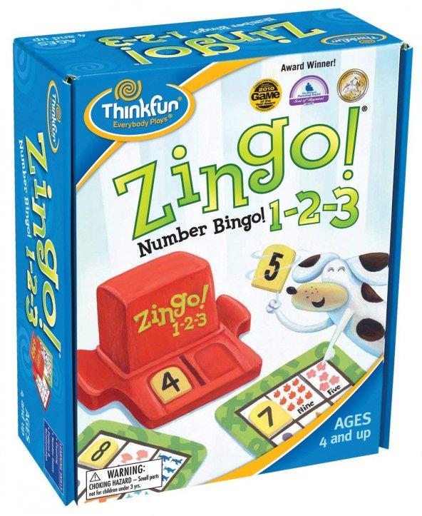 Zingo Zeka Oyunu - Number (Sayılar)