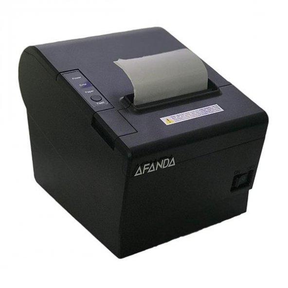 AFANDA JP-80H ETH+USB+RJ11 80mm TERMAL FİŞ YAZICI