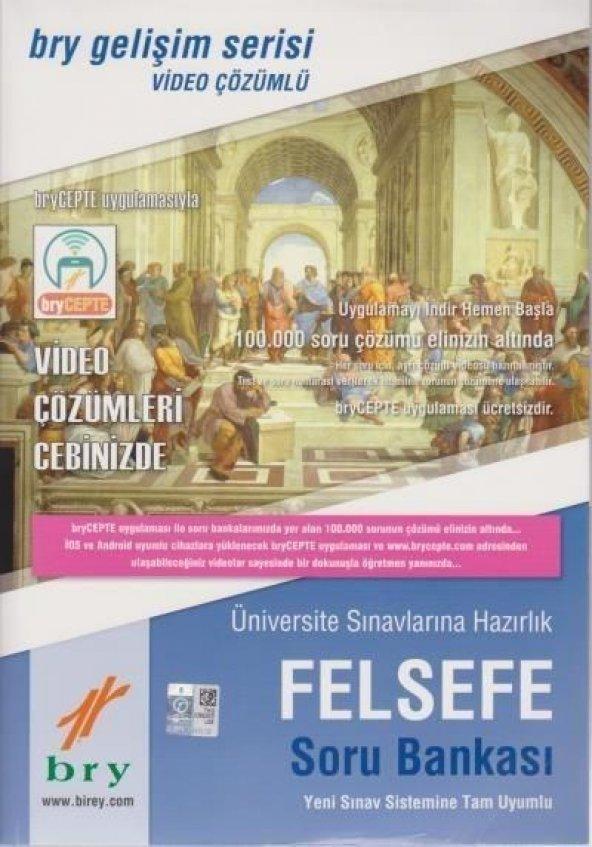 Birey Yayınları Gelişim Serisi Felsefe Soru Bankası
