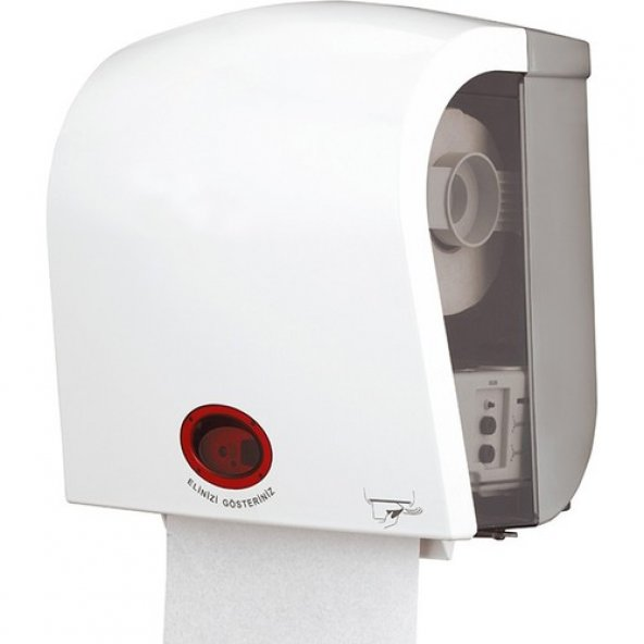 Carpex Sensörlü Rulo Kağıt Havlu Makinesi