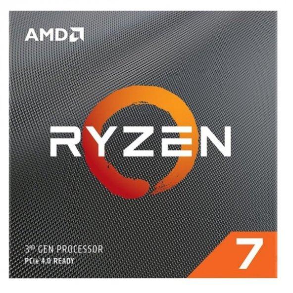 AMD AM4 Ryzen 7 3700X 3.6ghz 36mb 8çekirdekli 65w (3.nesil)