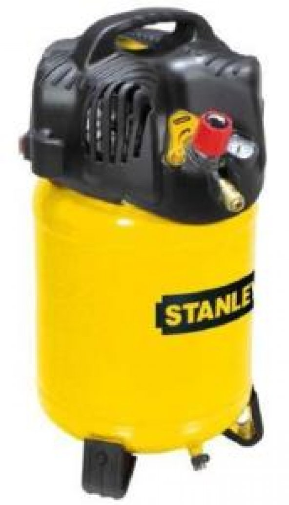 STANLEY D200/10/24V DİKEY yağsız Kompresör