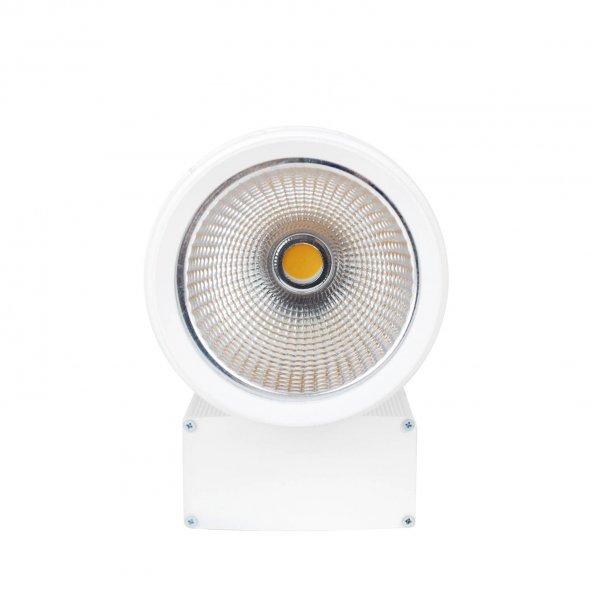 Er Elektronik Losangeles Serisi Ray Spot Armatür 40W 36° Etli Mam