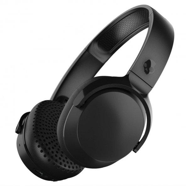 Skullcandy Riff S5PXW-L003 Kablosuz Kulak üstü Kulaklık Siyah Ren