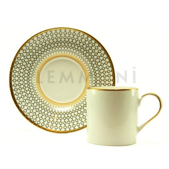 Bohemia Türk Kahvesi Seti 6lı Dania