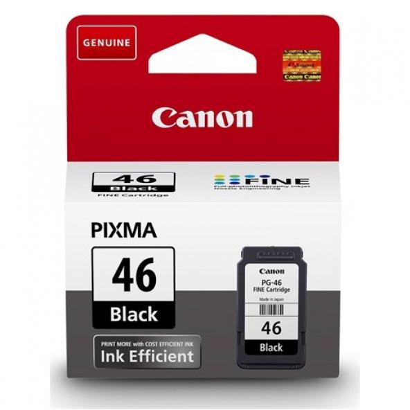 CANON 9059B001 PG-46 SİYAH KARTUŞ PİXMA E404 E414 E464 E474 E484