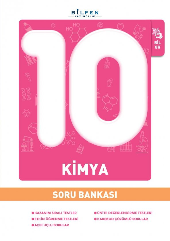 BİLFEN 10.SINIF KİMYA SORU BANKASI