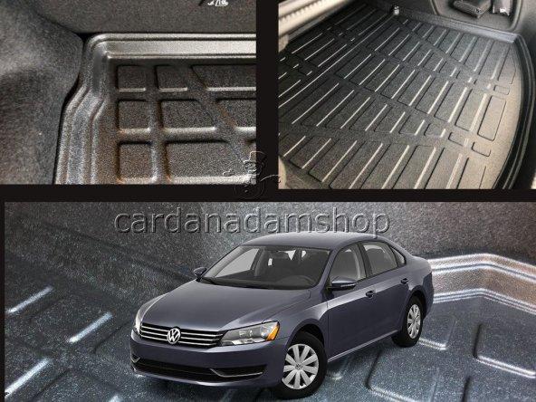 VW PASSAT B7 BAGAJ HAVUZU 2011-2014 KOKUSUZ KALIN SAĞLAM MALZEME