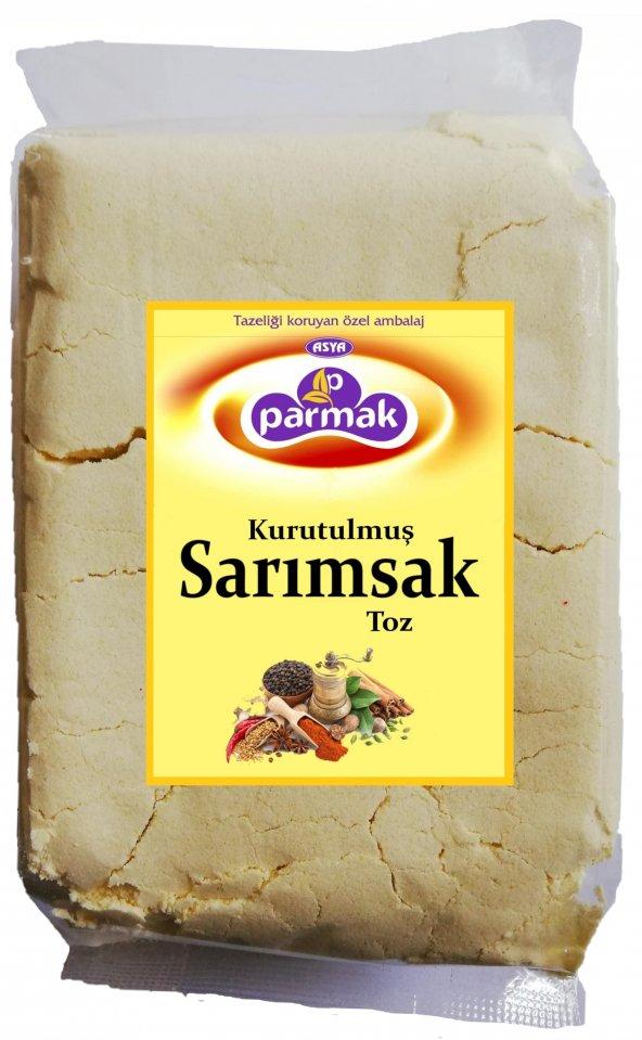 Parmak Baharat Sarımsak tozu 1 kg