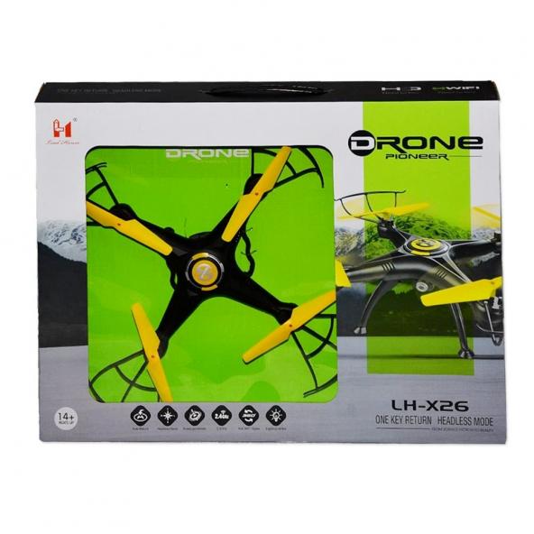 LH-X26 HD KAMERALI DRONE YEŞİL-BEYAZ